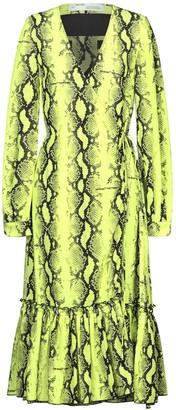 Off-White OFF-WHITETM 3/4 length dresses