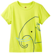 Tea Collection Elefante Graphic T-Shirt (Baby & Toddler Boys)