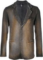 Avant Toi single breasted blazer
