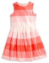 Lili Gaufrette Toddler & Little Girl's Lee Stripe Fit-&-Flare Dress
