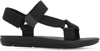 Camper Tech Wedge Sandals