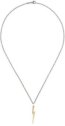 Ileana Makri small Thunder pendant necklace