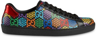 Gucci GG Psychedelic print Ace sneakers