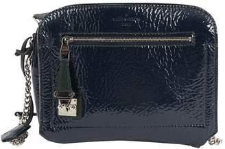 Louis Vuitton \N Navy Leather Handbags