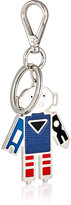 Prada Men's Robot Key Chain-BLUE