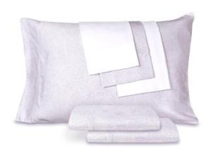 Aq Textiles Closeout! Collier Campbell 6 Pc Queen Sheet Set, 300 Thread Count Cotton Blend Bedding