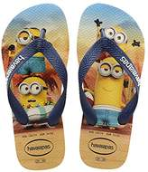 Havaianas Minions, Unisex Kids' flip flops, Multicoloured (), 8/9 Child UK (25/26 Brazilian) (27/28 EU)