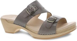 Dansko Slip- On Leather Sandals - Karena
