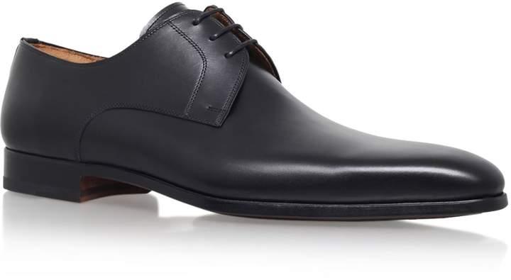 Magnanni Leather Derby Shoe