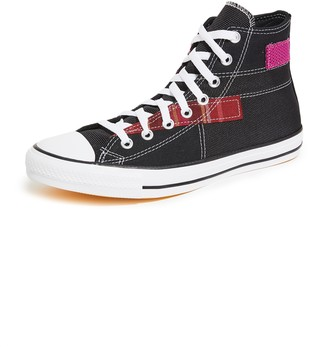 Converse Chuck Taylor All Star Patchwork High Tops