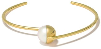 TASAKI 18kt yellow gold Arlequin bangle