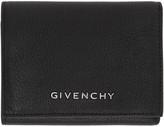 Givenchy Black Pandora Trifold Wallet