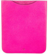 Mulberry Leather iPad Sleeve