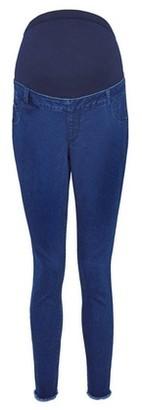 Dorothy Perkins Womens Maternity Indigo Denim Jeans