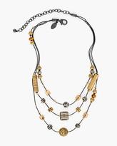 Chico's Trinity Illusion Necklace