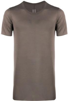 Rick Owens long-length T-shirt