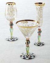 Mackenzie Childs MacKenzie-Childs Blooming Glassware