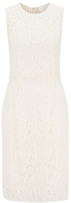 HUGO BOSS Dasicana Floral Lace Dress