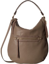 Jessica Simpson Angie Top Zip Hobo Hobo Handbags