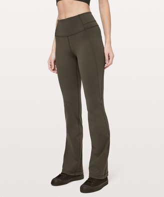 """Lululemon Groove Pant Bootcut 32"""" *Online Only"""