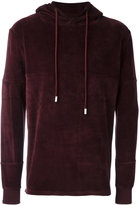 Blood Brother Verge hoodie - men - Cotton/Polyester - M