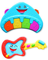 Kidz Delight Baby Toy, Guitar and Piano Combo Pack