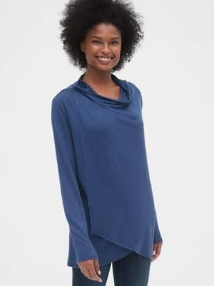 Gap Maternity Drapey Nursing Knit Cardigan