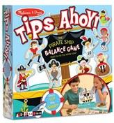 Melissa & Doug Toddler 'Tips Ahoy' Game