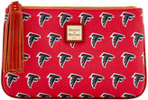 Dooney & Bourke NFL Falcons Carrington Pouch