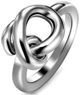 Breil Milano Women's Ring Knot TJ0993 Stainless Steel Gr. 56 (17.8)