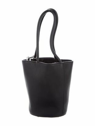 Alexander Wang Mini Roxy Bucket Bag Black