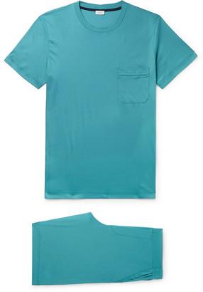 Zimmerli Sea Island Cotton-Jersey Pyjama Set