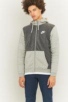 Nike Grey Fleece Sports Hoodie