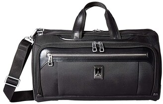 Travelpro Platinum(r) Elite - Regional Carry-On Duffel (Shadow Black) Luggage