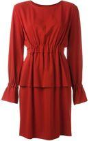 MM6 MAISON MARGIELA elastic waistband dress