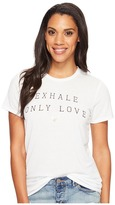 Spiritual Gangster Exhale Only Love Women's Workout