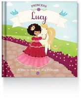 Infant 'Princess' Personalized Book