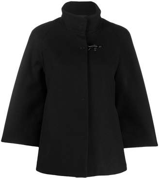 Fay short duffle coat