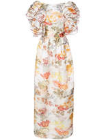 Rosie Assoulin Dust Ruffle Gown - Multicolor - Size US2