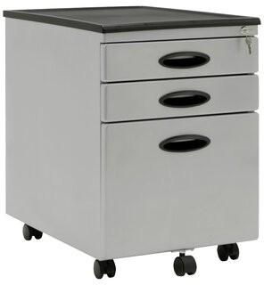 Studio Designs 3-Drawer Vertical Filing Cabinet