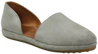 L'Amour des Pieds Yemina Leather Flat