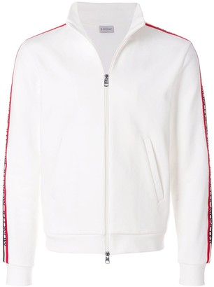 release date official shop release info on Mens Side-zip Jacket White - ShopStyle