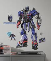 Transformers Age of Extinction Optimus Prime Decal Set