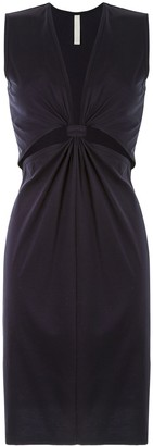 Dion Lee Loop Knot Jersey Tank Dress