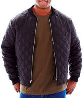 JCPenney Work King Quilted Freezer Jacket - Big & Tall