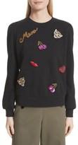 Kate Spade Women's Patch Sweatshirt