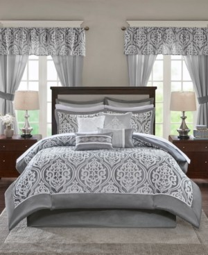 Madison Home USA Essentials Jordan 24-Pc. Queen Room in a Bag Bedding