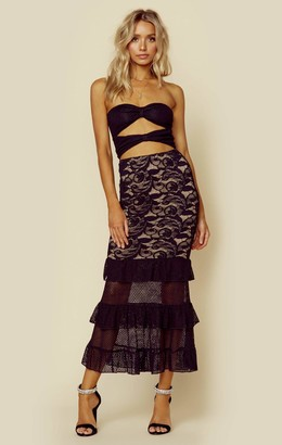 Nightcap Clothing BOWTIE MAXI | Sale