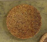 Double-Weave Rattan Basket