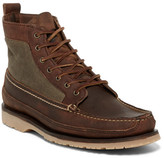 Red Wing Shoes Moc Toe Boot - Wide Width Available